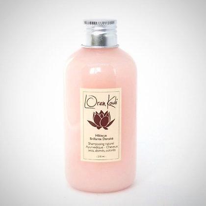 Shampoing Hibiscus Brillante Densité   LOREN KADI