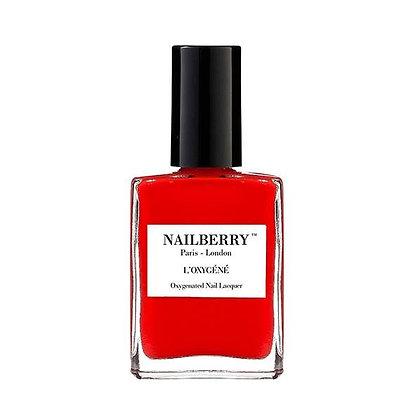 """Vernis l'Oxygéné """"Cherry Chérie"""" NAILBERRY"""