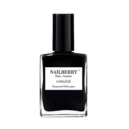 "Vernis l'Oxygéné ""Black Berry"" NAILBERRY"
