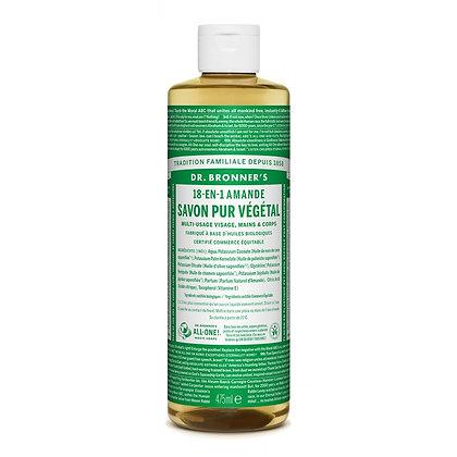 Savon Liquide Amande DR BRONNER'S