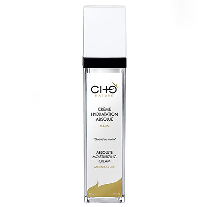 Crème Hydratation Absolue CHO NATURE