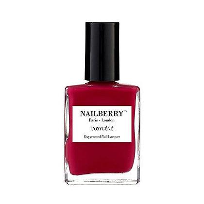 """Vernis l'Oxygéné """"Strawberry Jam"""" NAILBERRY"""