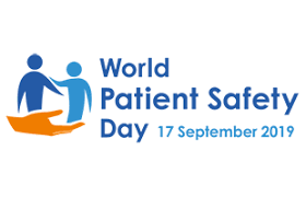 World Patient Safety Day: 17th September.