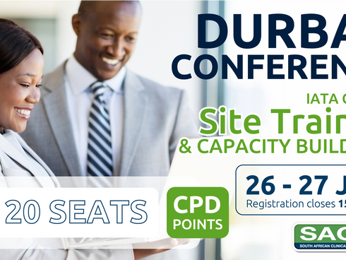 Durban CPD Accredited Site Capacity Building Workshop + Certified IATA Training at subsidised rates