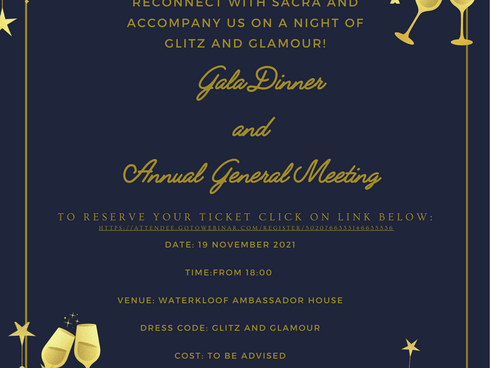 Don't Miss Out On Our Night Of Glamour: 19 November.