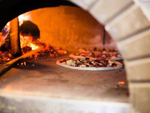 Ugnar för tillagning av pizza