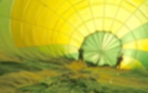 lidojums ar gaisa balonu