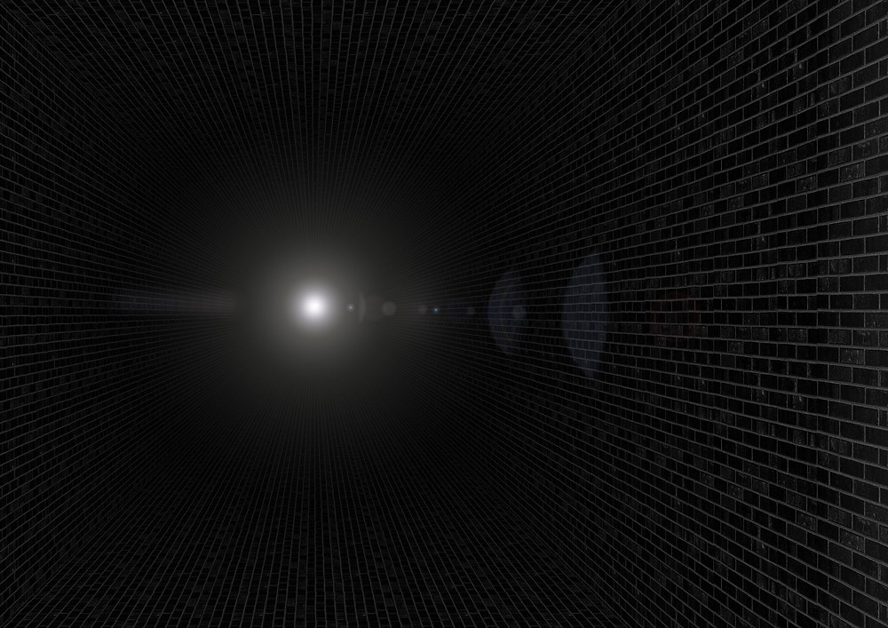 Morte - arcano - tunnel - luce - fine - scienza - Il Tuo Biografo