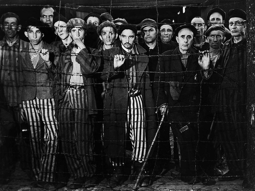 nascita del fotogiornalismo USA Bourke-White Buchenwald - Il Tuo Biografo
