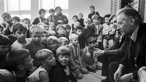 Quando Gianni Rodari rispose alle curiosità dei bambini