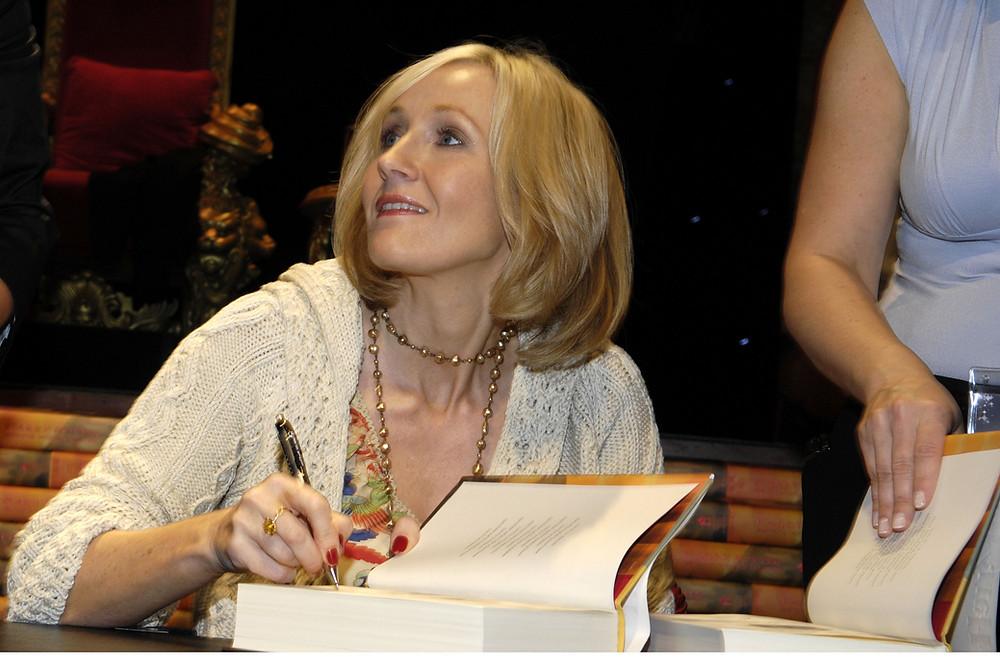 Il Tuo Biografo - consigli per scrivere meglio - J.K Rowling