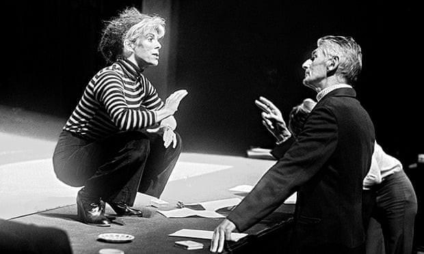 Beckett dirige Beckett - teatro - biografia - Il Tuo Biografo