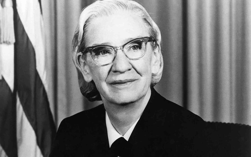 Grace Murray Hopper - biografia - informatica - donne -scienza - Il Tuo Biografo