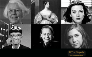 storia informatica donne scoperte scienza Il Tuo Biografo: Karen Spärck Jones, Ada contessa di Lovelace, Hedy Lamarr, Grace Murray Hopper, Evelyn Berezin, Margaret Hamilton.