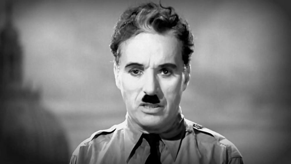 Testo Monologo Chaplin Il Grande Dittatore - Il Tuo Biografo