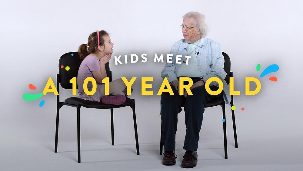 domande dei bambini - nonni - generazioni - storia - buffo - Il Tuo Biografo