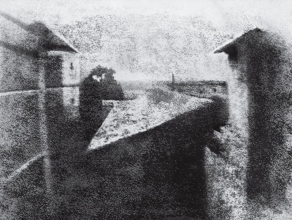 Joseph Nicéphore Niépce - prima fotografia della storia - camera ottica - Il Tuo Biografo