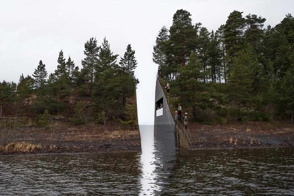 Memory wound - Utoya - Jonas Dahlberg