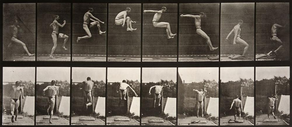 Edward Muybridge - fotografie - studi sui soggetti in movimento - cinema - Il Tuo Biografo