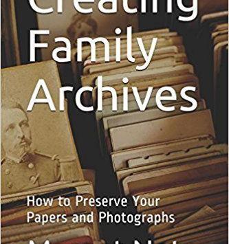 Come creare e preservare il proprio archivio familiare di ricordi