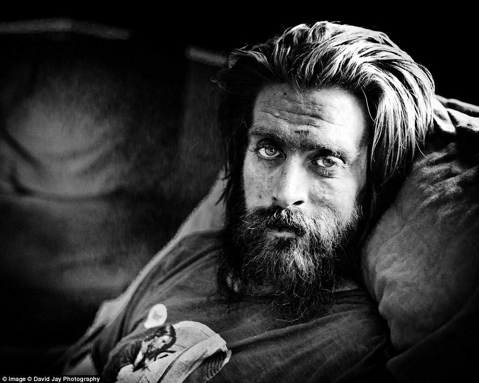 Tomas Young - David Jay - fotografia - guerra - Il Tuo Biografo Nina Ferrari