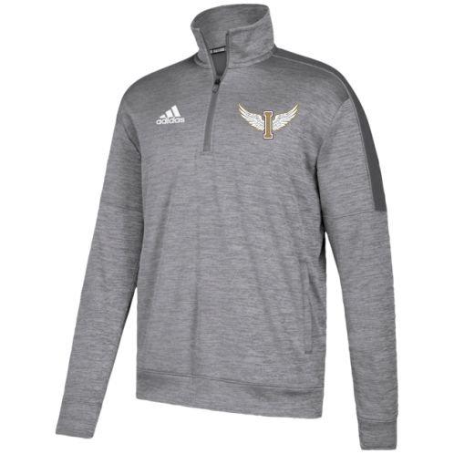 Adidas Team Issue 1/4 Zip w/ winged I logo