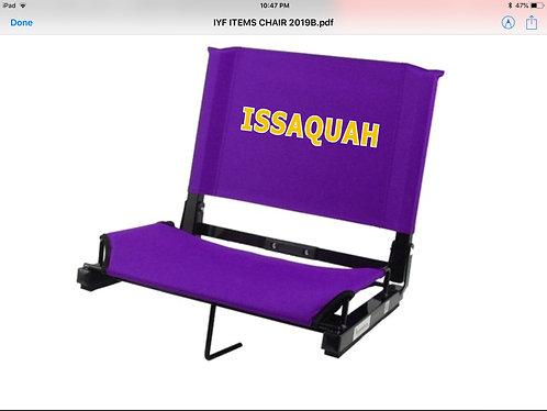 Stadium chair w/ Metal Frame
