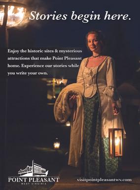 History Print Ad