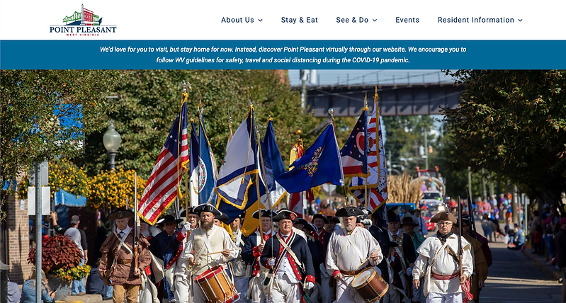 Point Pleasant Website