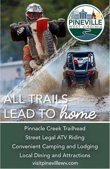 Pineville Print Ad