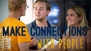 Make Connections with People
