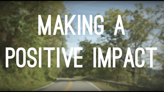Making a Positive Impact