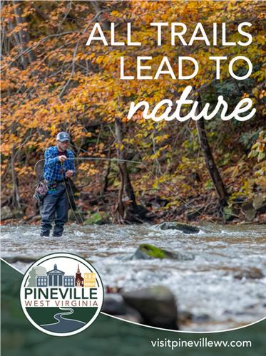 #BrandPineville Poster