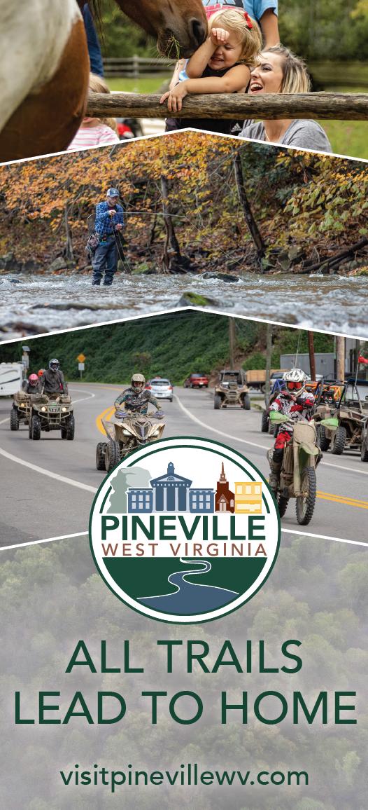 #BrandPineville Rack Card (front)