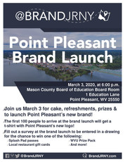 Brand Launch Flier