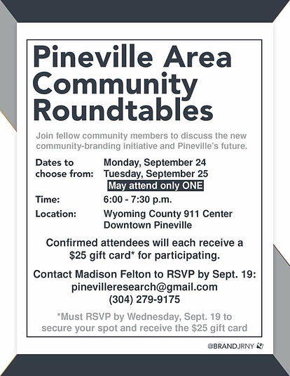 Roundtable Flier