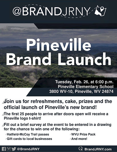 Brand Launch Flier
