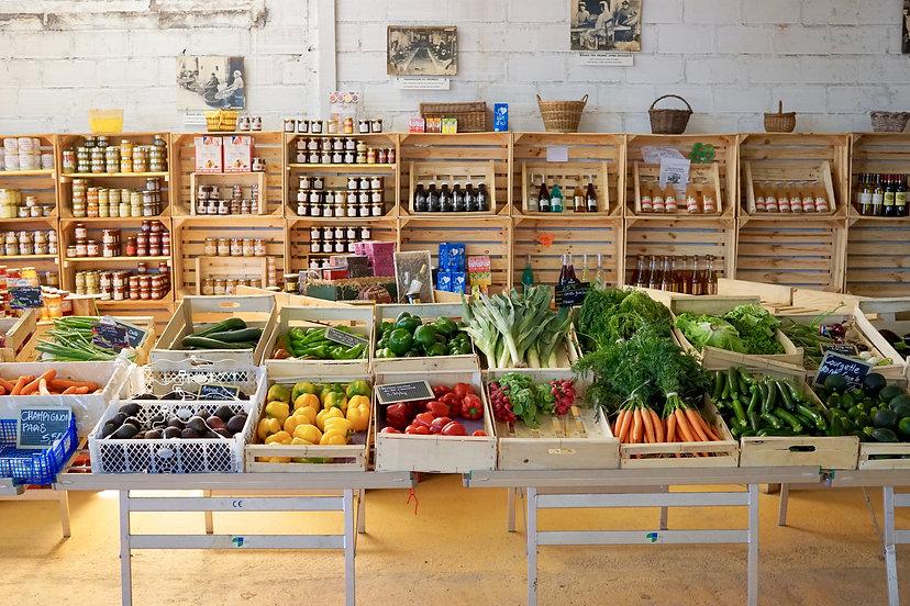 La Ferme aux Fruits - Fruits et légumes à Le Temple-sur-Lot en Lot-et-Garonne 47