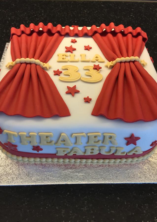 Theater Torte