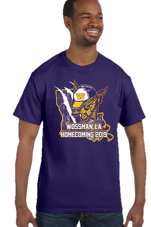 Official Homecoming T-shirt