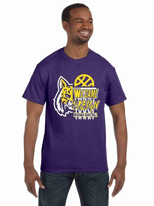 WOSSMAN BASKETBALL T-shirt