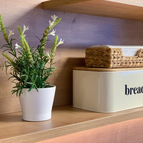 Home is where my bread is!