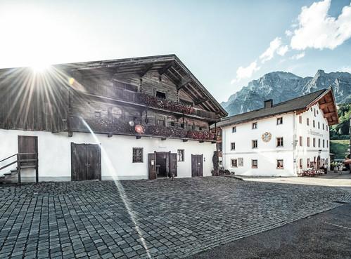 Dorfplatz Leogang