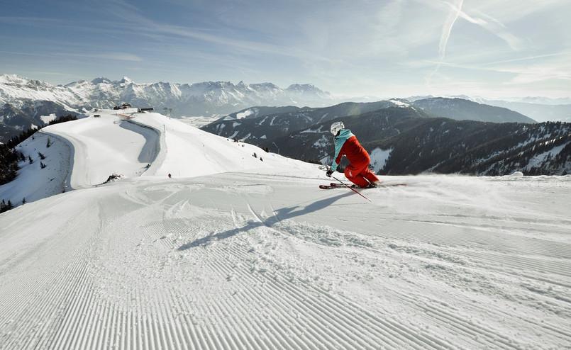 Großer Asitz im Skicircus Saalbach Hinterglemm Leogang Fieberbrunn