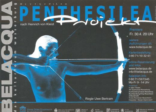 """""""Penthesilea Projekt"""""""