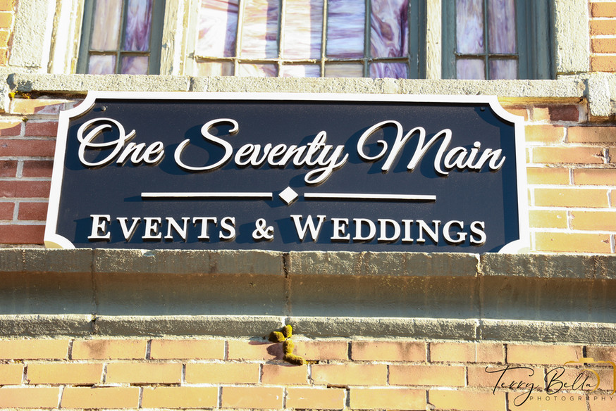One Seventy Main Venue