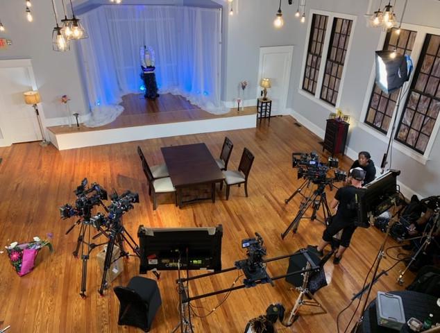 TV Production (Main Ballroom)