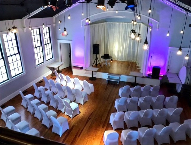 Main Ballroom (From Loft)