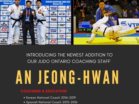 Welcome An Jeong-Hwan