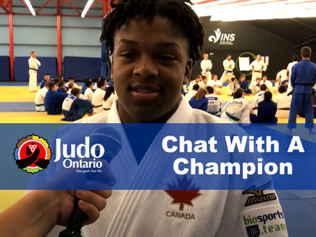 Keagan Young - Chat With a Champion - May 15